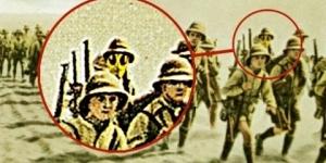 W bitwie pod Mons mogli brać udział obcy?
