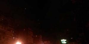 НЛО в небе над Баку 22.12.2013