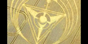 Latest crop circles in United Kingdom   12 13 August 2013