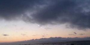 Метеорит во владивостоке 2013