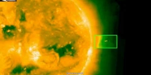 UFO, Aliens and Anomalies near the Sun - Review for September 25, 2012.