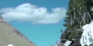 Cigar-shaped UFO caught on Camera ↑ December 6, 2012 ↑ MEXICO.