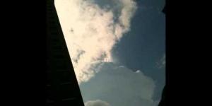 Weird Cloud Shoots