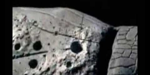 APOLLO 20 ALIEN CRAFT ON THE MOON