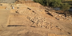 Archaeologists uncover massive gate to Goliath's biblical city. News 05.08.2015