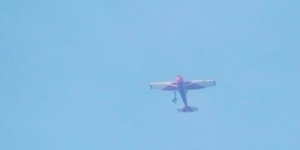 Friday Freakout: Skydiver Stuck Hanging Under Plane For 30 Minutes!