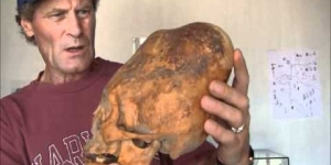Enormous Cone Head Of Paracas Peru: Lost Human History Revealed