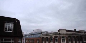UFOs Over London BBC Radio 1 Building