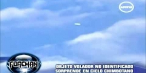 Michael Cohen UFO report: Craft over Peru shocks an entire nation