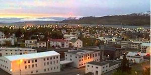UFODI News: Super Bright UFO Descends Upon Akureyri Iceland 29th Sep 2013