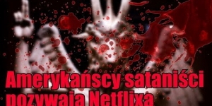 Świątynia Satanistów pozywa Netflixa za złamanie ich praw autorskich