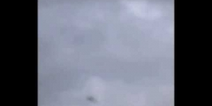 UFO Sighting over Rendlesham Forest?