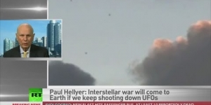 FMR DEFENSE MINISTER PAUL HELLYER: PROOF OF UFO'S AND ALIEN'S OVERWHELMING DEC 31 2013