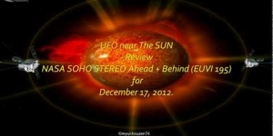 UFOs near the Sun - The FULL Review for December 17, 2012.