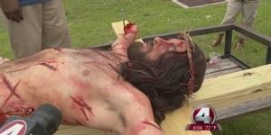 Crucifixion Controversy