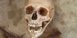 Polish 'vampires' were killed by CHOLERA: Tests reveal suspected bloodsuckers were actually
