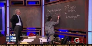 12 Year Old Genius Jacob Barnett on Glenn Beck