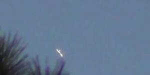 UFO - Aug 21, 2013?