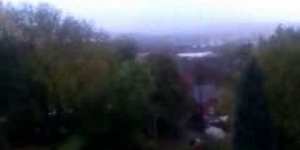 Strange sounds in the sky over Blackburn UK 25/10/2013