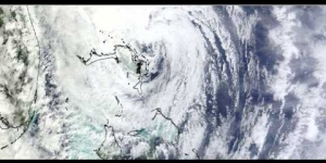 HAARP Engineering 'FRANKENSTORM' Hurricane Sandy - CAUGHT on SATELLITE and RADAR!!!