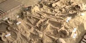 Un cimetière du Moyen-âge sous le Monoprix de Réaumur-Sébastopol