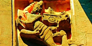A 1200 Year Old Vimana - Alien Flying Machine?