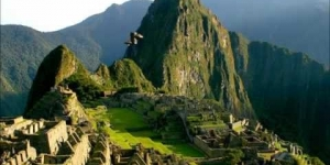 UFO - Spacecraft Video over Peru Mountains - this month