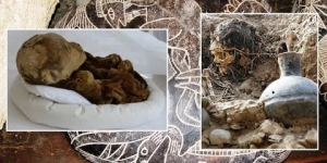 More than 1,000 year-old mummified pre-Inca baby discovered in Peru - New discoveries